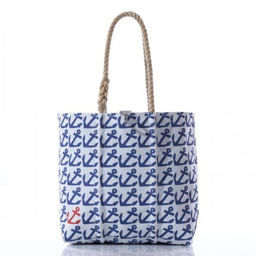 Anchor Pop Tote