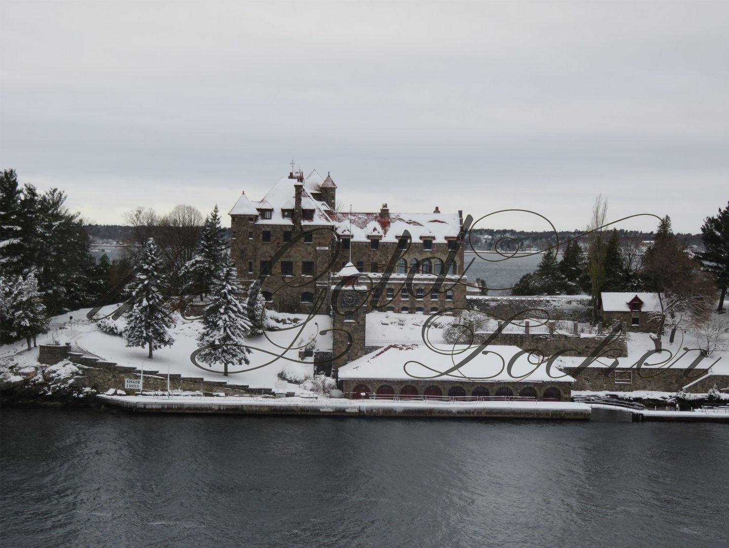 Snow Singer Castle