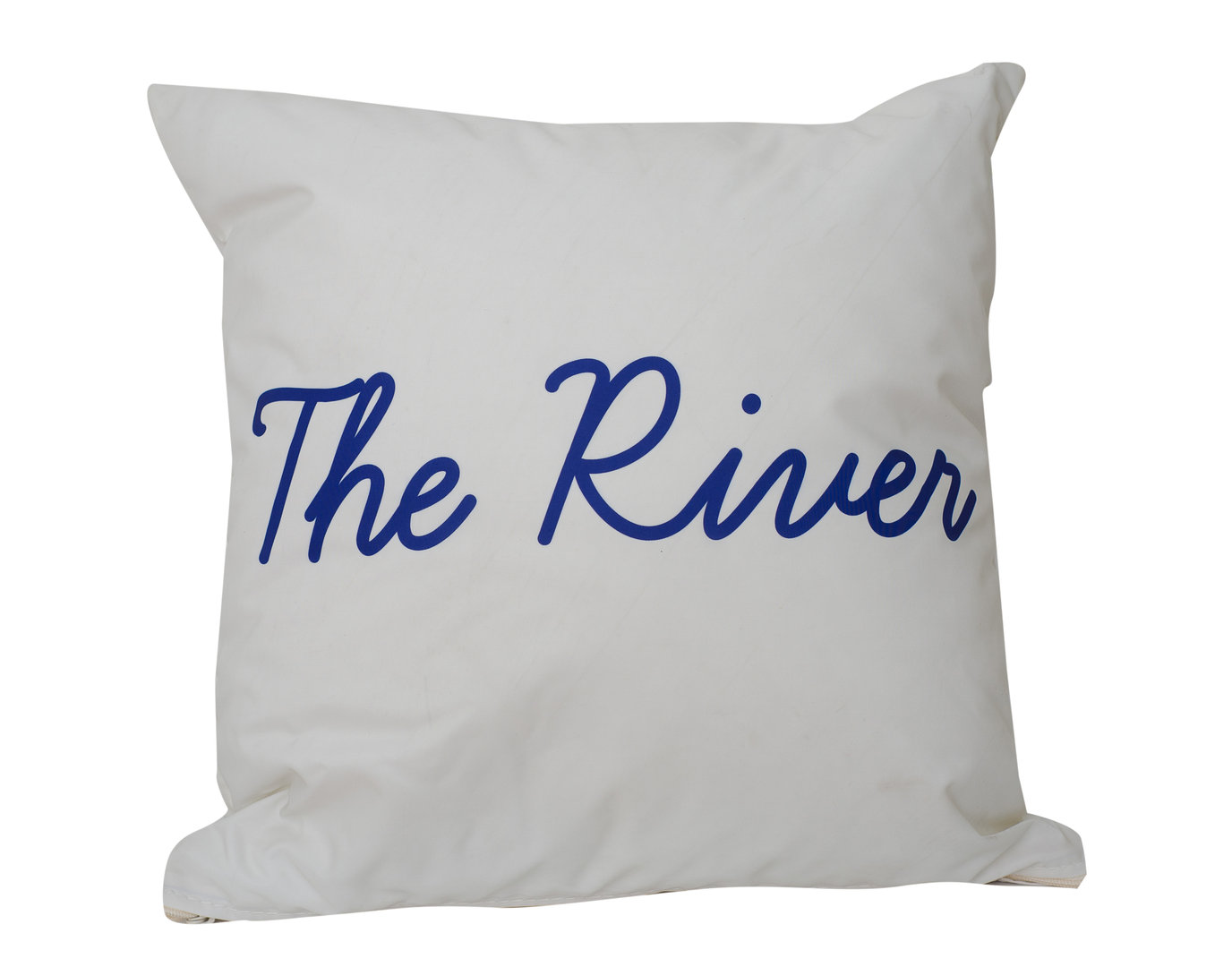 """The River"" Pillow"